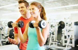 personal training and finding a personal trainer