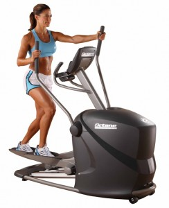 Front Drive Elliptical Trainer