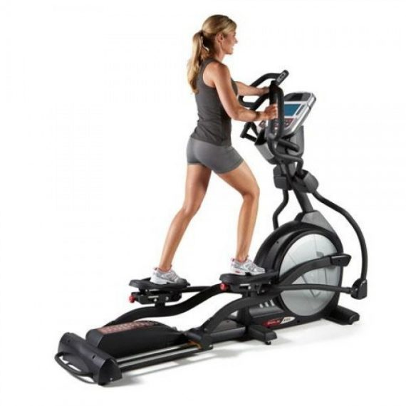 how to use a cross trainer
